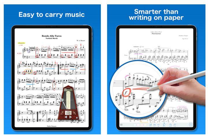 piascore music app